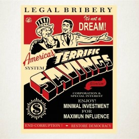 Legal briberry