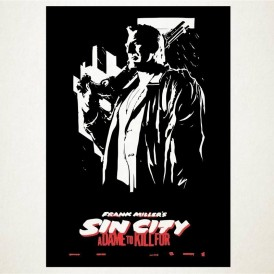 Sin City Mikey Rourke