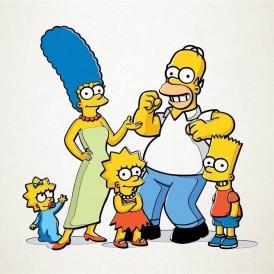 La famila Simpson