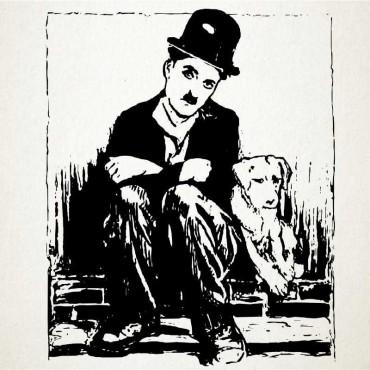 Chaplin-Dog