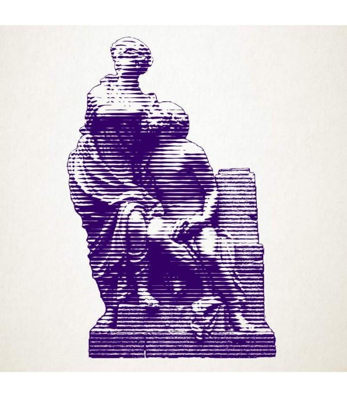 Girasoles-violeta-volteado